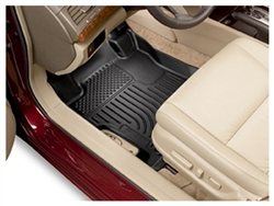 2012-2014 Toyota Prius v Floor Liners - Husky Liners