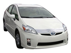 Hood Protector and bug shield for 2010-2011 Toyota Prius