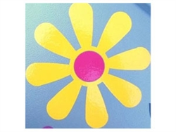 Daisy Decal