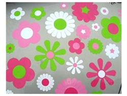 Flower Decal