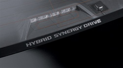 Hybrid Synergy Drive Decal for Toyota Prius