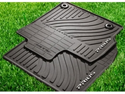 All Weather Floor Liner Mats for 2012-2015 Toyota Prius