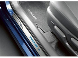 Illuminated Door Sills for Toyota Prius