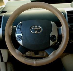 Steering Wheel Cover for  Toyota Prius c