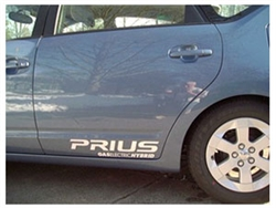 Prius Decal
