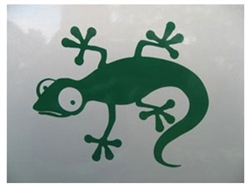 Prius Gecko Decal