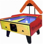 Boom-A-Rang Air Hockey