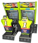 Used Daytona USA 2 Driving Arcade