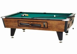 Ambassador Pool Table