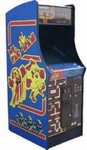 Ms. Pacman, Galaga and Pacman 20th Anniversary