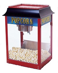 Nostalgic 1911 Original 4 oz. Popcorn Machine