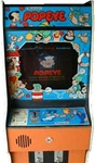 Used Popeye Upright Arcade