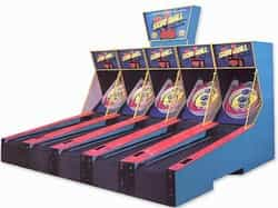 Skee-ball X-treme 5-Player Model with Marquee