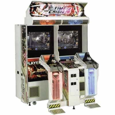 Time Crisis 4 Video Arcades Lowest Prices Guaranteed