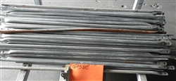 5' Scaffold Guard Rail (USED)