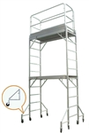 Aluminum Rolling Scaffold Tower