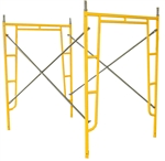 "Scaffolding Frame Package 5x6'6"" Walk Thru Scaffold"