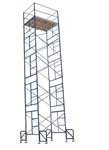 25 Foot Stationary Scaffolding Tower