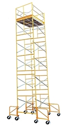 25 Premium Rolling Scaffold Tower
