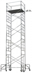 28 Foot  Rolling Scaffold Tower