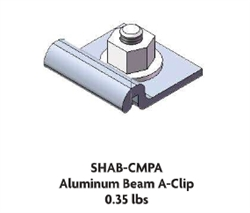 Shoring A-Clamp Assembly