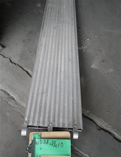 Advanced Walking Scaffolding Boards : X all aluminum scaffold walk board used