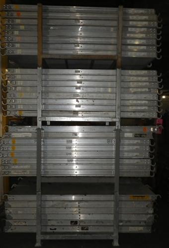 Osha Walk Boards : X alum plywood scaffold walk boards used