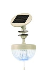 Gama Sonic - Crown Solar Shed Light