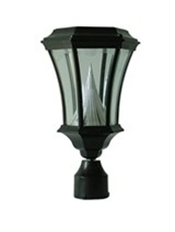 Gama Sonic - Solar Lamp Post