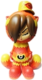 2 Tails Fireball Colorway Edition Hand Painted Resin Figure Erick Scarecrow ESC Toy