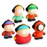 All 5 South Park Beatz Buddiez Speakers (Butters, Cartman, Stan, Kyle, Kenny)