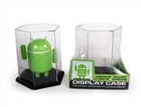 HALF MASTER CASE of 36 Hexagonal Android Display Case by Android Foundry