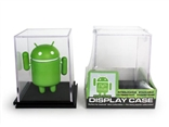 Single Square Android Display Case by Android Foundry