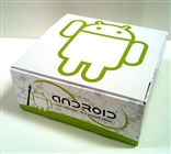 Android DIY Blank White Full Case of 16 Andrew Bell