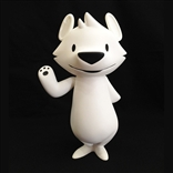Awesome Bear Designer Vinyl Toy Figure Philip Lumbang Dragatomi