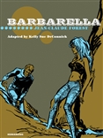'Barbarella' Limited Coffee Table Edition Humanoids Graphic Novel by Jean-Claude Forest