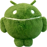BIG Squishable Android Plush