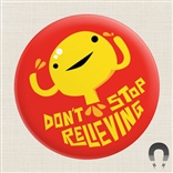 Don't Stop Relieving Bladder Big Magnet! I Heart Guts