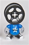 Blue/Night Wheel Headz Series 1 by Eeffect