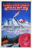 Grateful Dead Boreal Ridge Original Concert Poster
