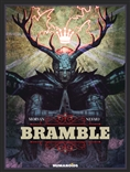 Bramble Humanoids Graphic Novel by Jean-David Morvan