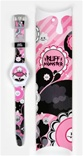 "Buff Monster ""Happy Creamy"" Vannen Watch"