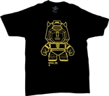 'Bumblebee' (Black) Transformers T-Shirt by The Loyal Subjects & Hasbro