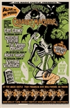 Cabaret Macabre '09 Event Print - Signed and Numbered by Gris Grimly
