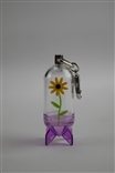 CAPSL Flower Bomb Key Chain and Zipper Pull by Jason Freeny