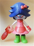 Chelly Chainsaw x Zora Edition Erick Scarecrow ESC Toy