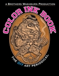 Color Ink Book Volume 16 (Honkey Kong Cover)