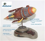 Cool Rockets - Buck Rogers Battle Cruiser