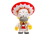 "Kidrobot x Simpsons Day of the Dead Homer 6"" Vinyl Figure"
