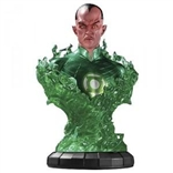 Green Lantern Sinestro Bust from DC Direct